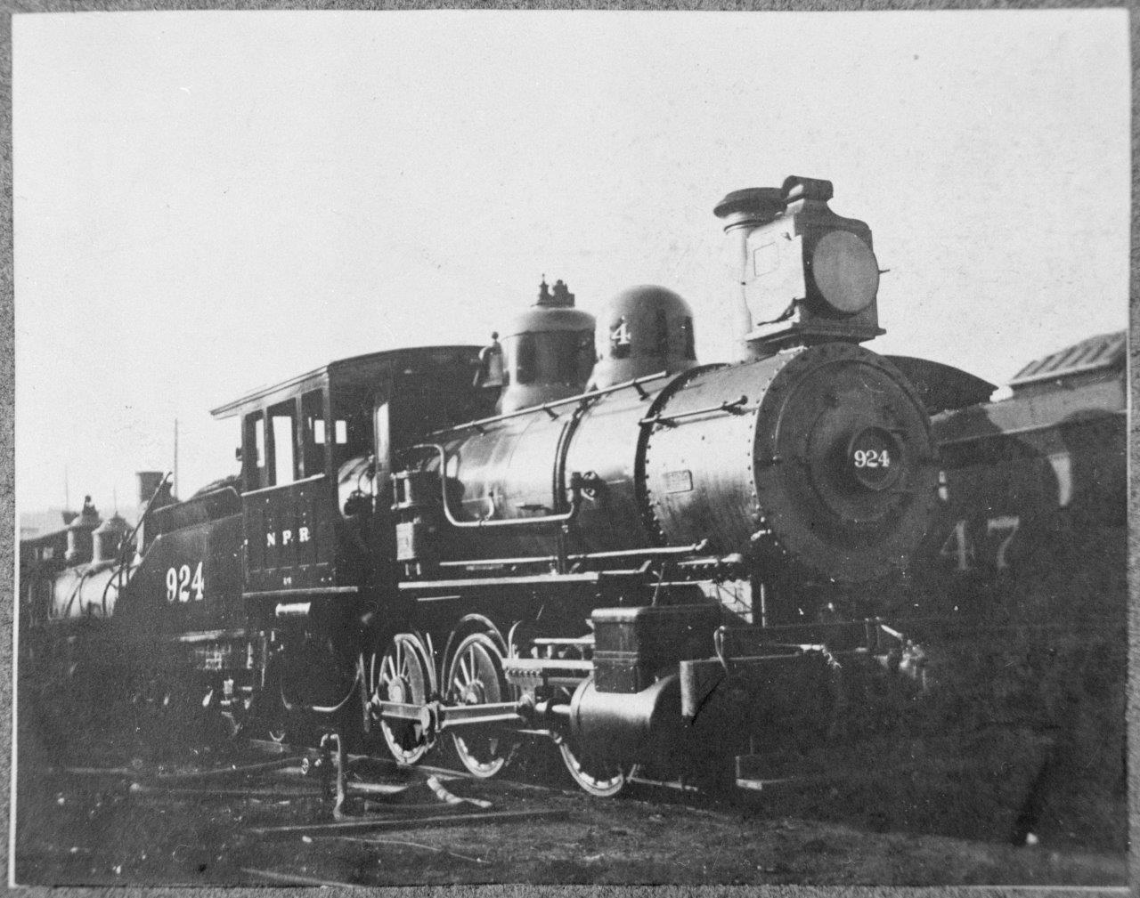 NP 924 circa 1908