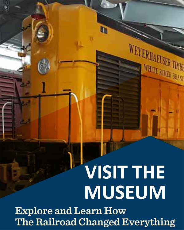 Visit the Train Shed