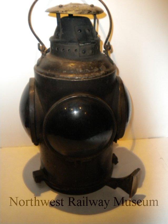 Lamp Railroad 100 002 001, Train Lantern Lamp